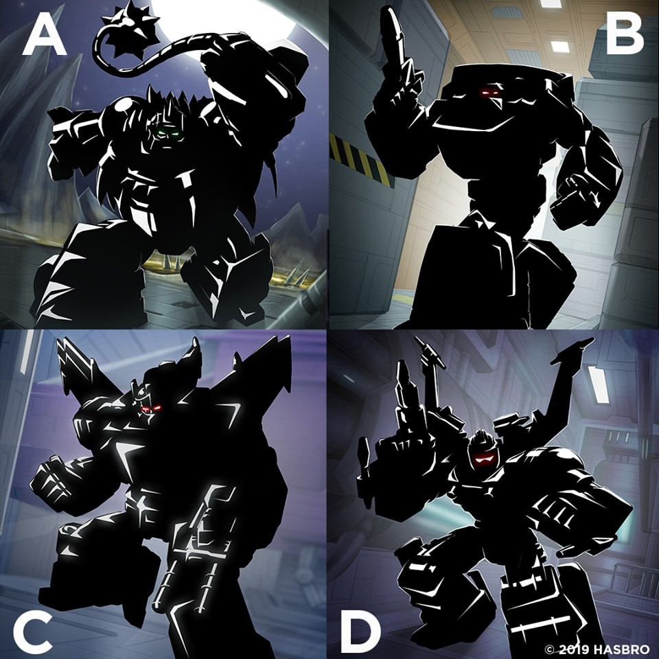 Transformers News: 2020 Transformers War for Cybertron Toyline Fan Vote