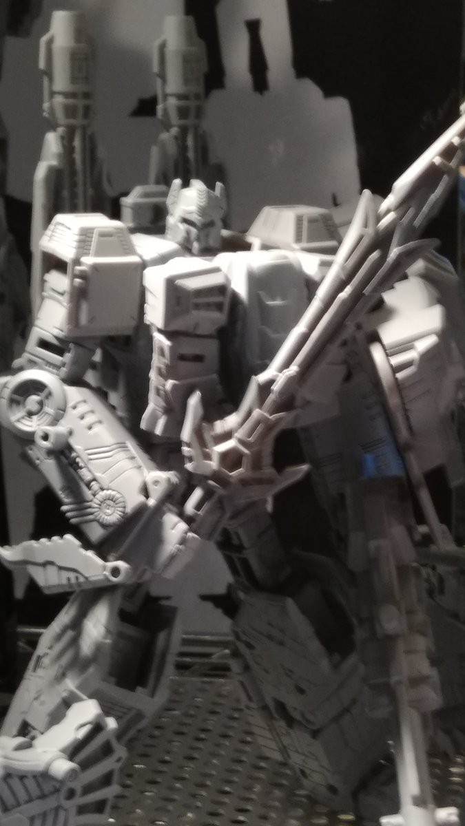 Transformers News: Takara Transformers Generations Selects Gulf, King Poseidon Revealed