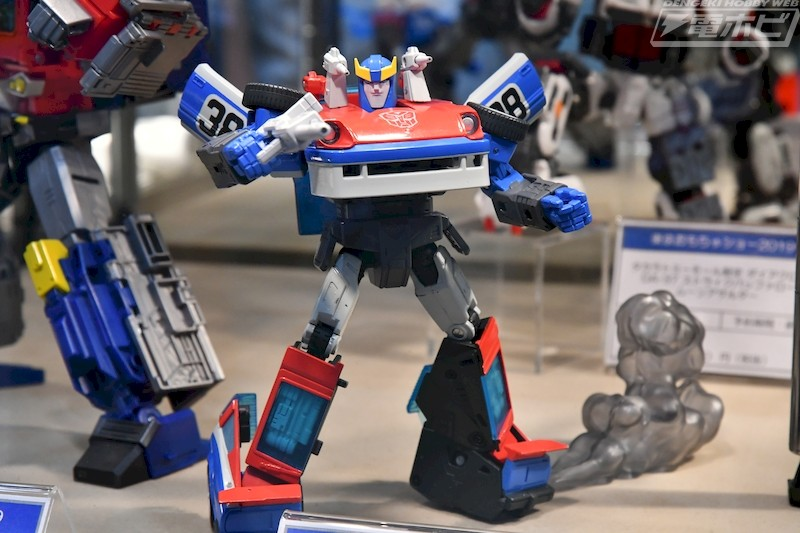Transformers News: Exclusive Takara Transformers Masterpiece MP-19+ Smokescreen Revealed at Tokyo Toy Show