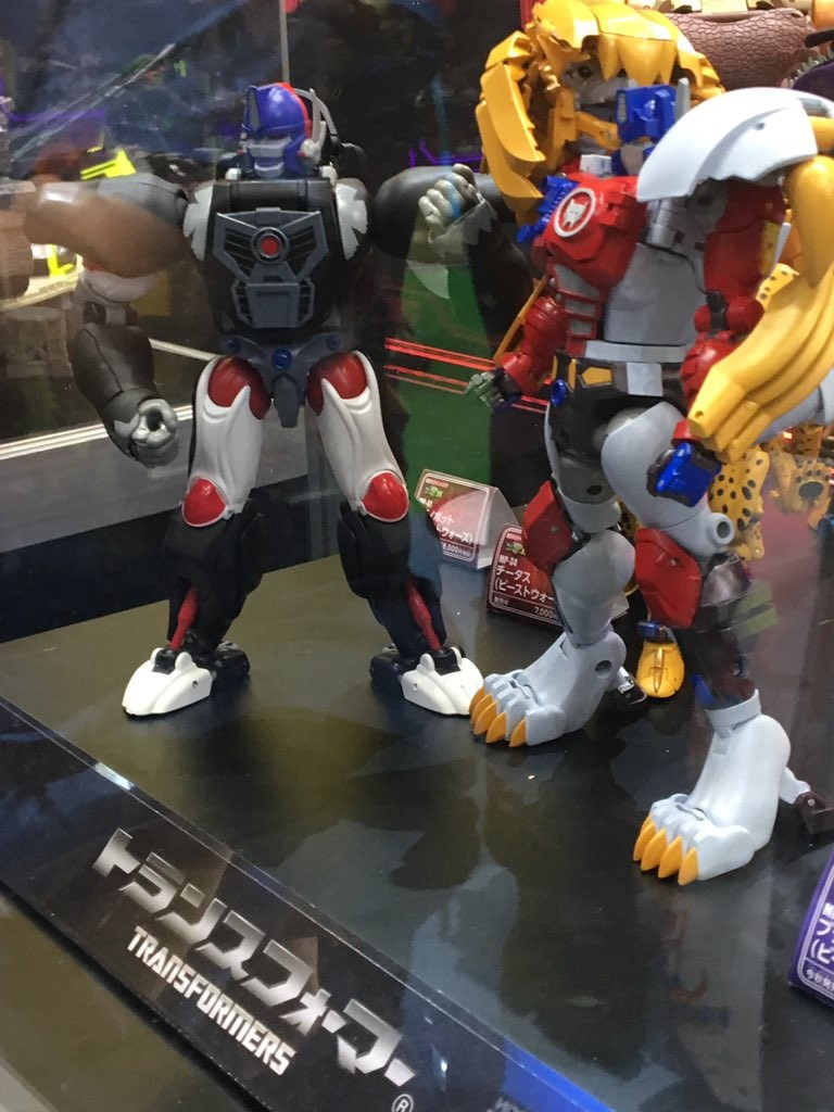 Transformers News: More Pictures of Masterpiece MP-48 Lio Convoy Show a Whole New level of Takara Magic