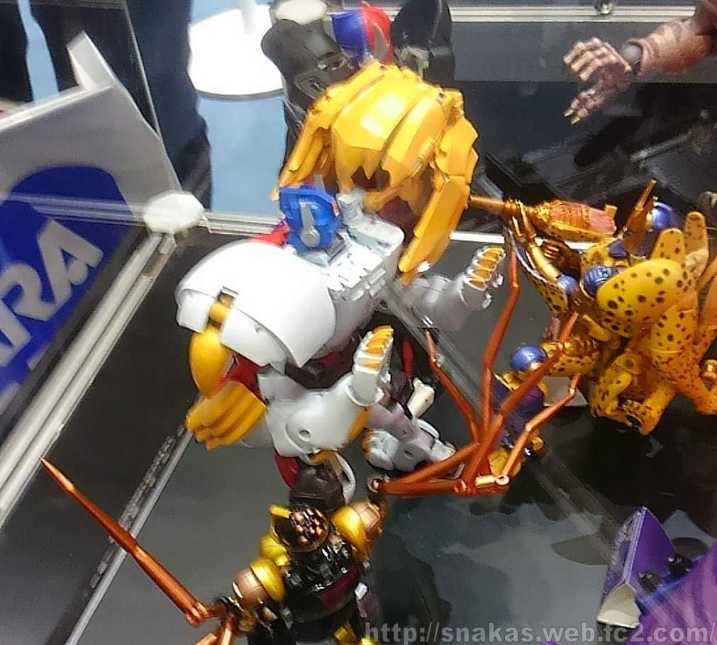Transformers News: More Images Tokyo Toy Show 2019 Masterpiece Display