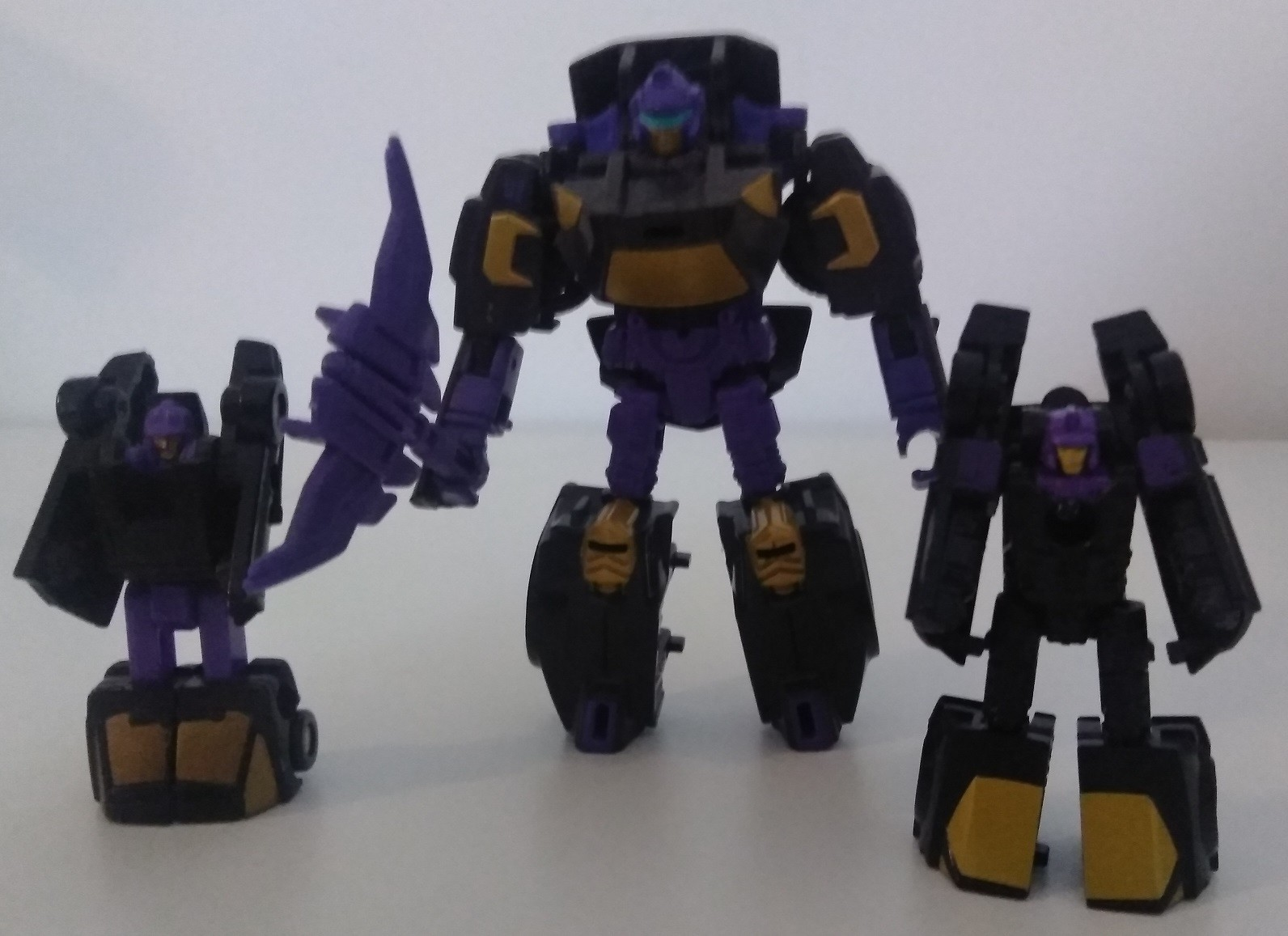 Transformers News: Transformers Siege News with Wave 3 Micro Masters Sighting and Springer Video Review