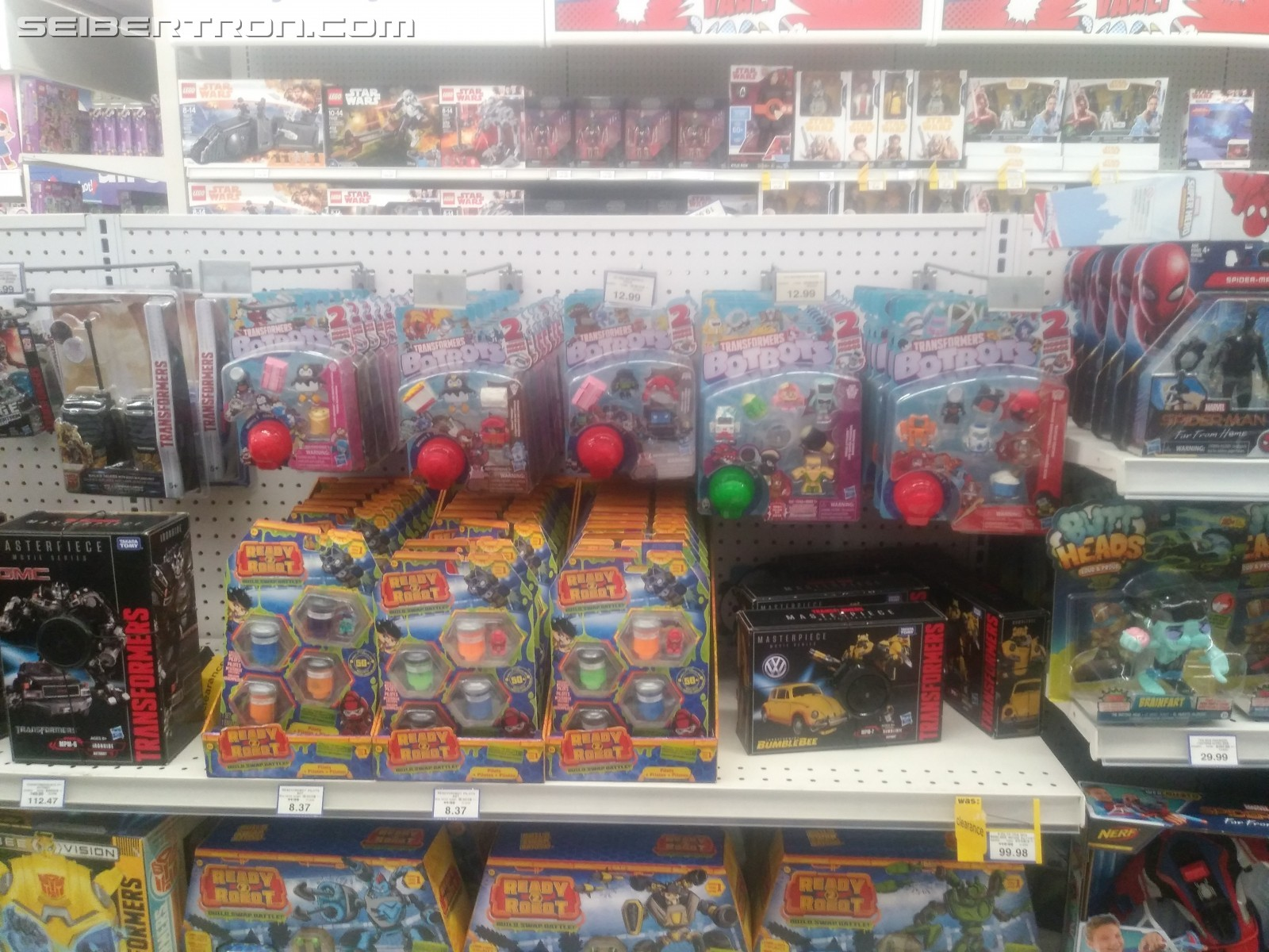 Transformers News: New Sightings in Canada with Transfomers Botbots Series 2 and Spark Armor Battle Class Toys