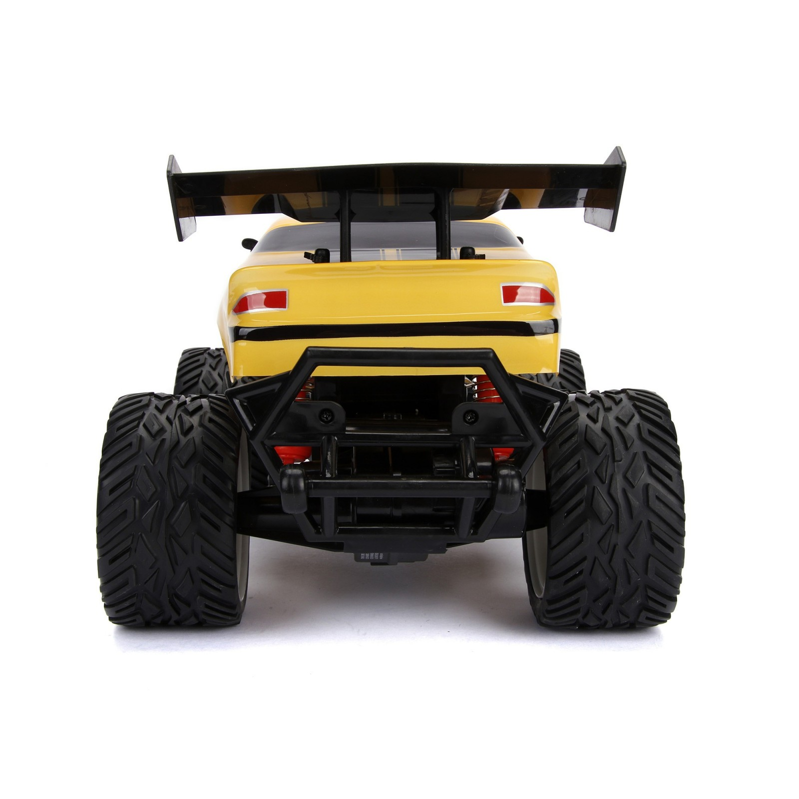 Transformers News: Hollywood Rides Bumblebee RC Camaro found at Walmart