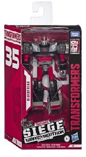 Transformers News: Transformers War for Cybertron Siege Bluestreak and Soundblaster Packaging Revealed