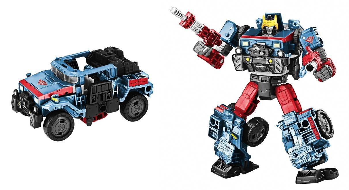 Transformers News: Rumours for Upcoming Repaints from the Transformers Siege line