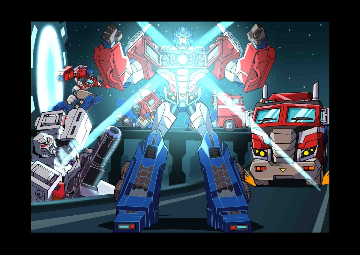 Transformers News: New Promo Art and Images for Japanese Release of Transformers Cyberverse