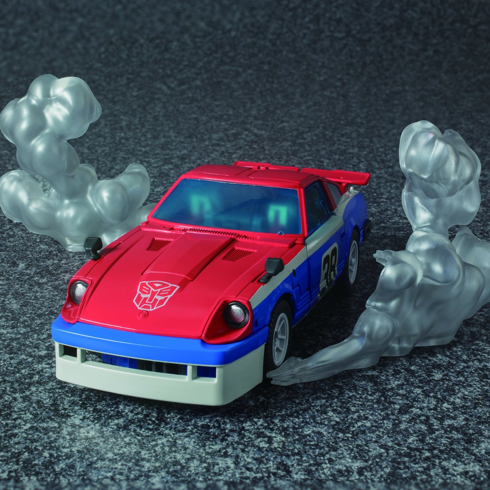 Transformers News: Bigger Higher Quality Images of Takara Tomy Transformers MP 19 Smokescreen