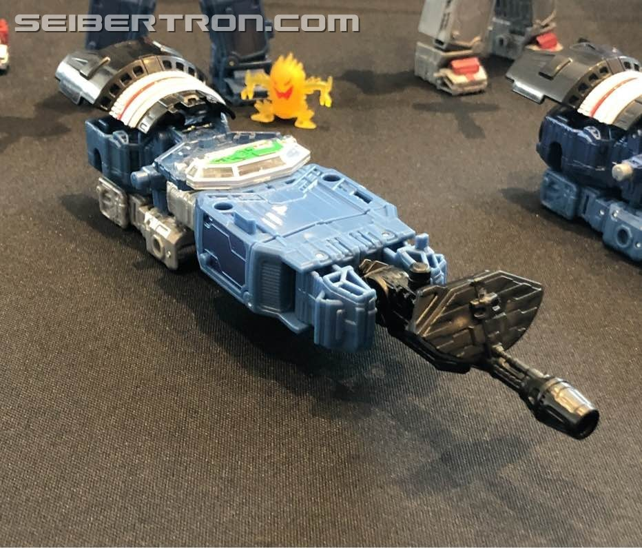 Transformers News: G1 Toy Accurate Reflector 3 Pack Revealed along with Siege Bluestreak and Soundblaster at #SDCC2019