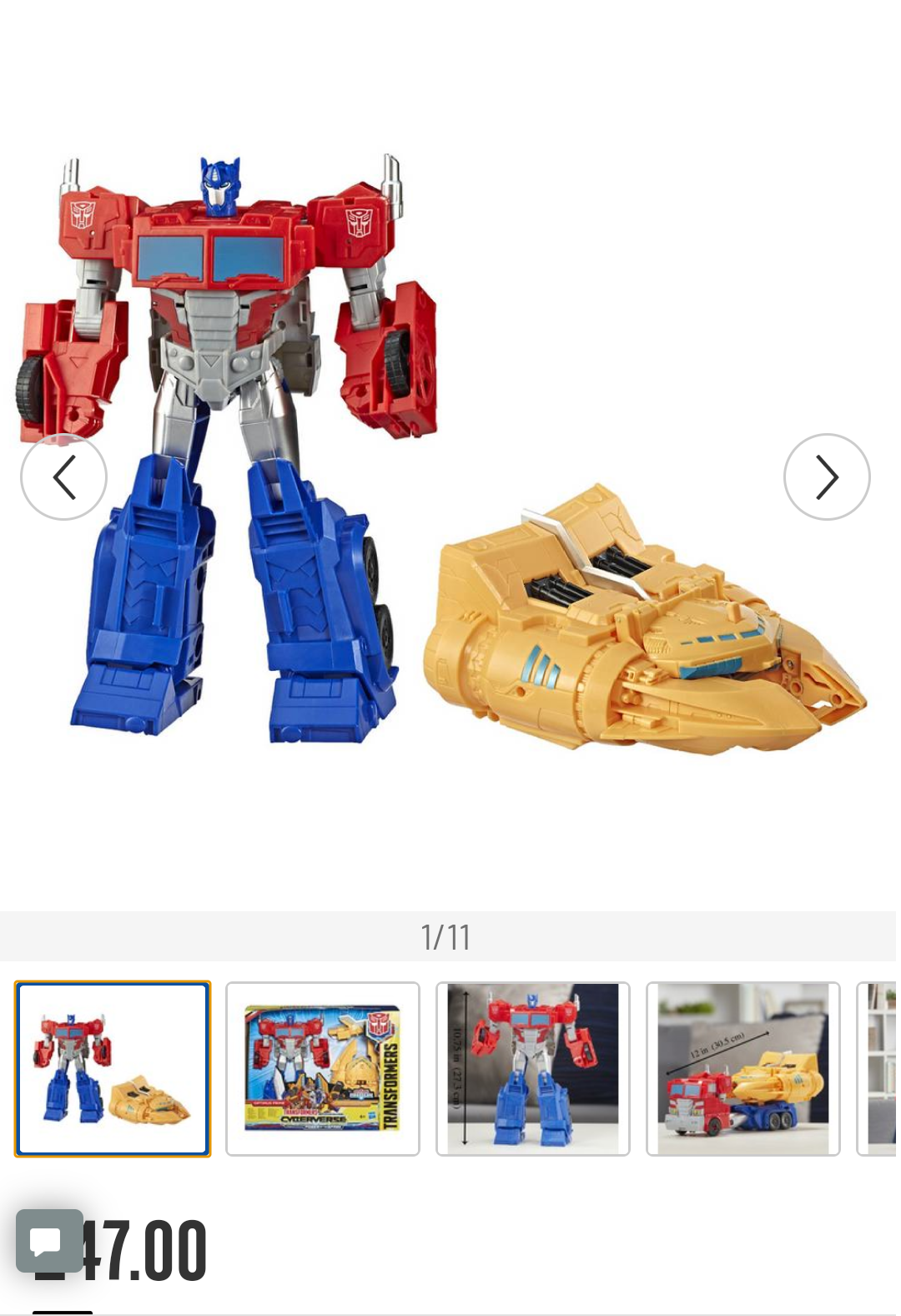 Transformers News: UK Transformers Sighting Round Up