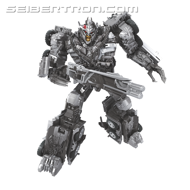 Transformers News: New Reveal for Upcoming Universal Exclusive Studio Series Leader Megatron