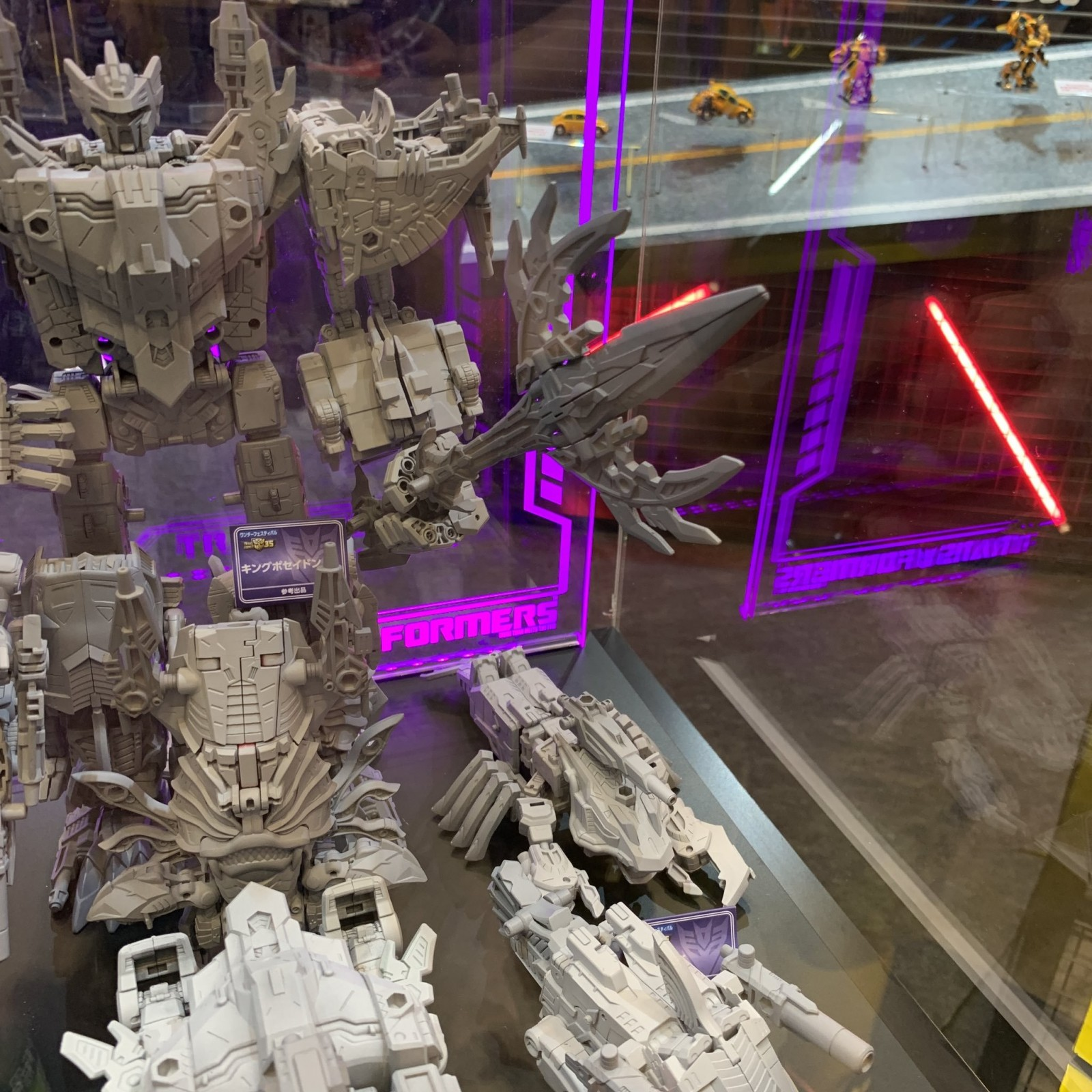 Transformers News: Transformers Selects Series King Poseiden Full Reveal