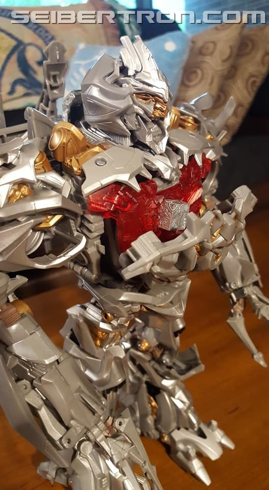 "Transformers News: ""Oh, So Unwise..."" A Pictorial Review of Movie Masterpiece MPM-08 Megatron"