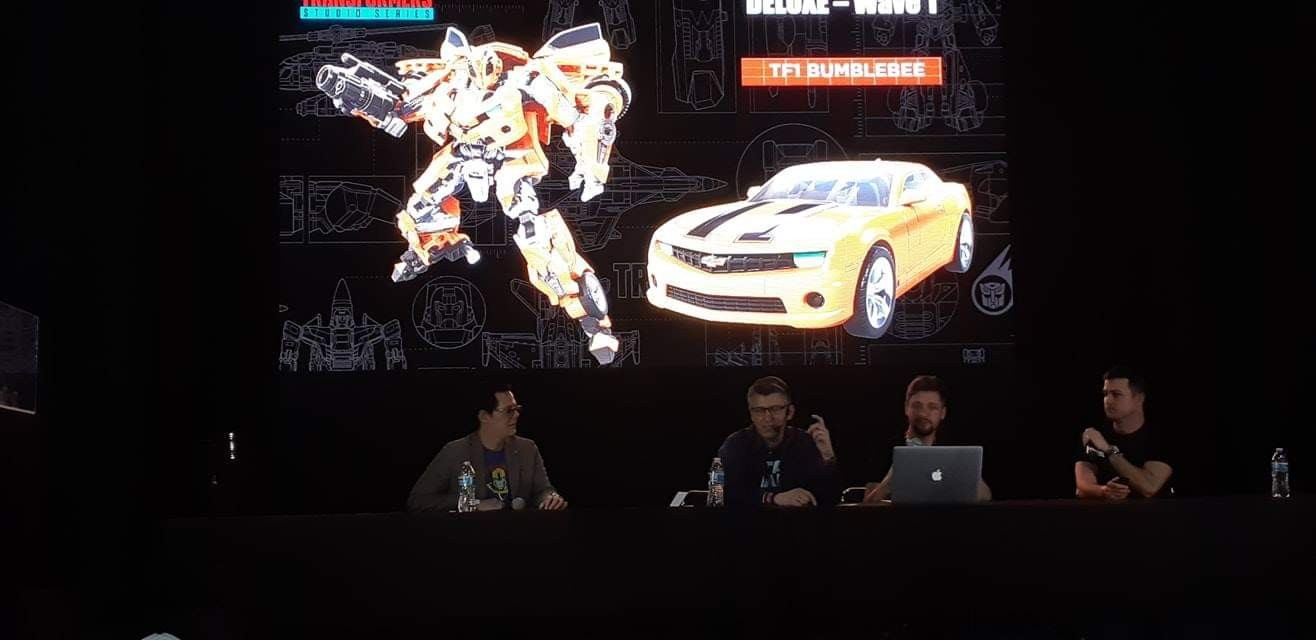 Transformers News: Transformers Studio Series 2020 Wave 1 Deluxe Class  Revealed at Unboxing Toy Convention In Mexico