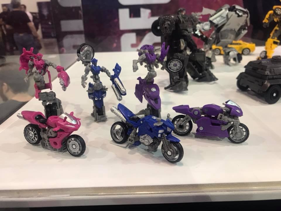 Transformers News: More Images of new Studio Series Reveals and Preorders now Live for all of Them