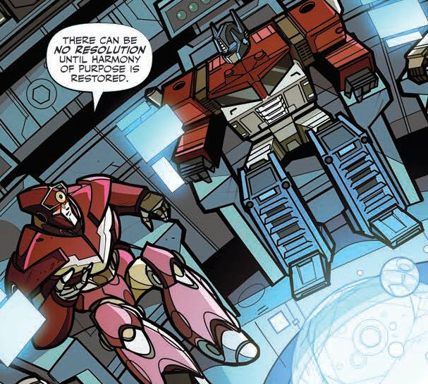 Transformers News: IDW Transformers #10 Review
