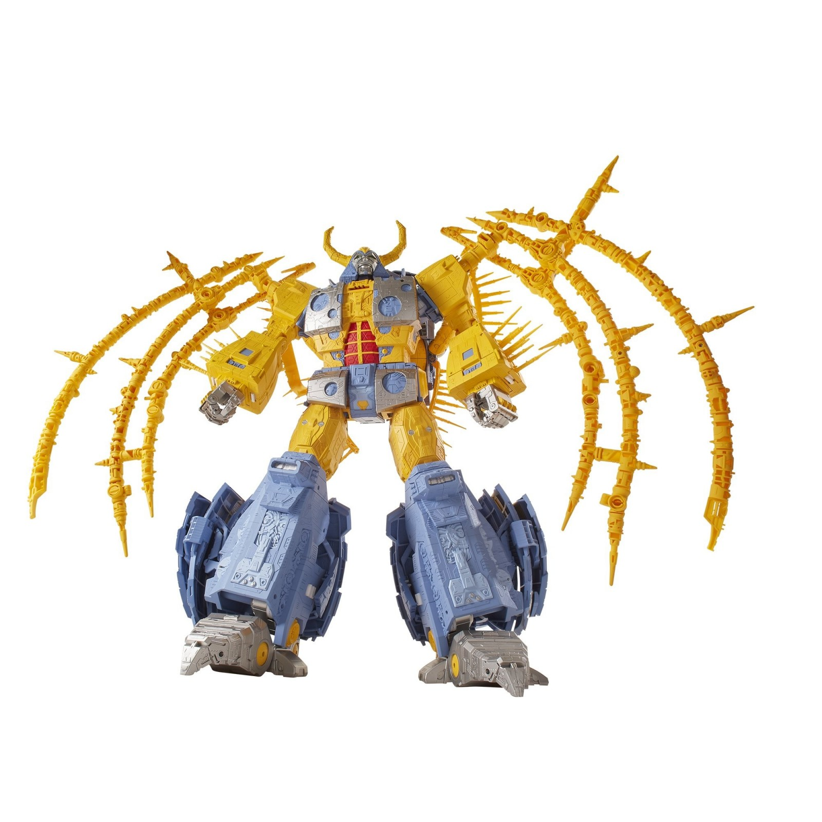 Transformers News: Haslab Opens Unicron Questions Up to Instagram