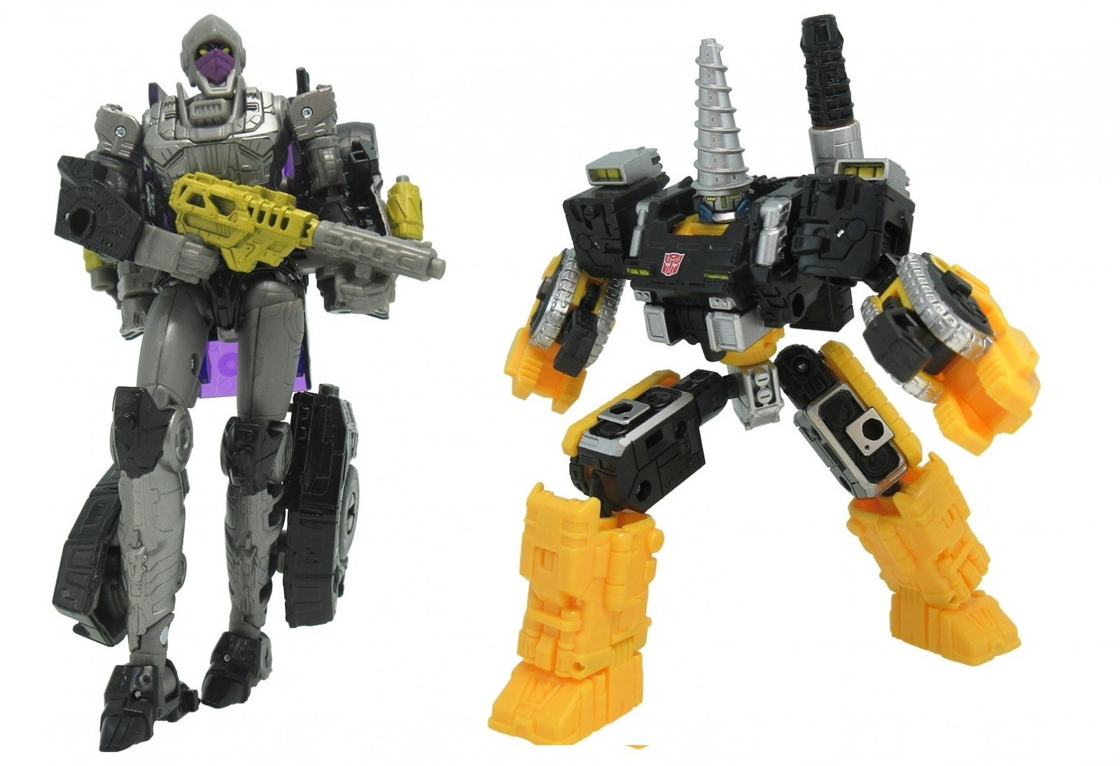Transformers News: Transformers Siege Seeker 3 pack and Generations Selects Nightbird and Zetar Available on Toysrus.ca