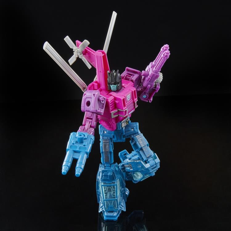 Transformers News: New Up Close Product Images of Transformers Siege Astrotrain, Crosshairs, Spinister
