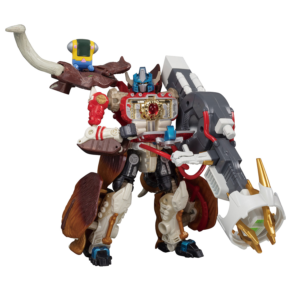 Transformers News: New Images and Interview for Takara Transformers Encore Matrix Buster Big Convoy