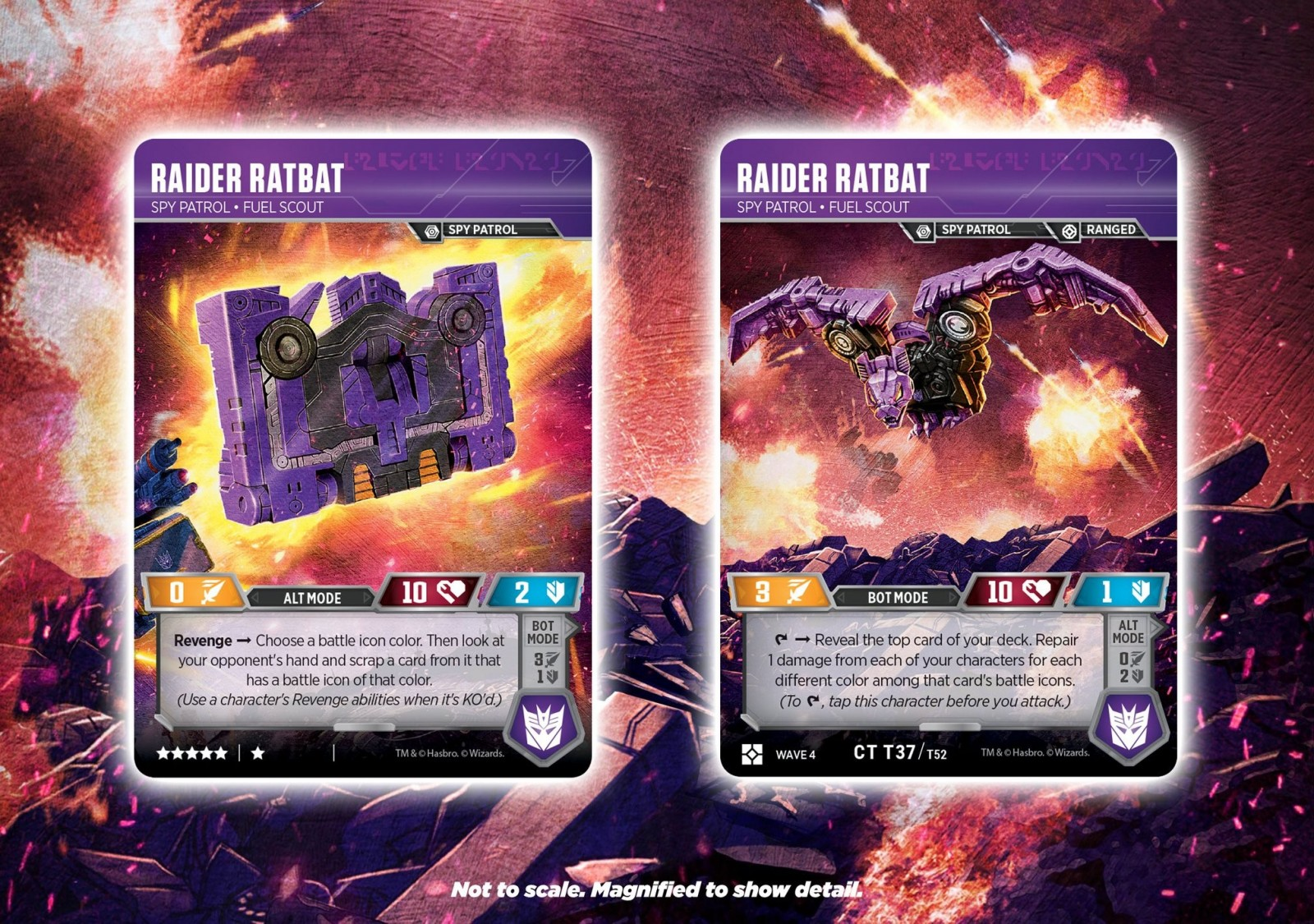Transformers News: Re: Wizards of the Coast Transformers Trading Card Game Thread