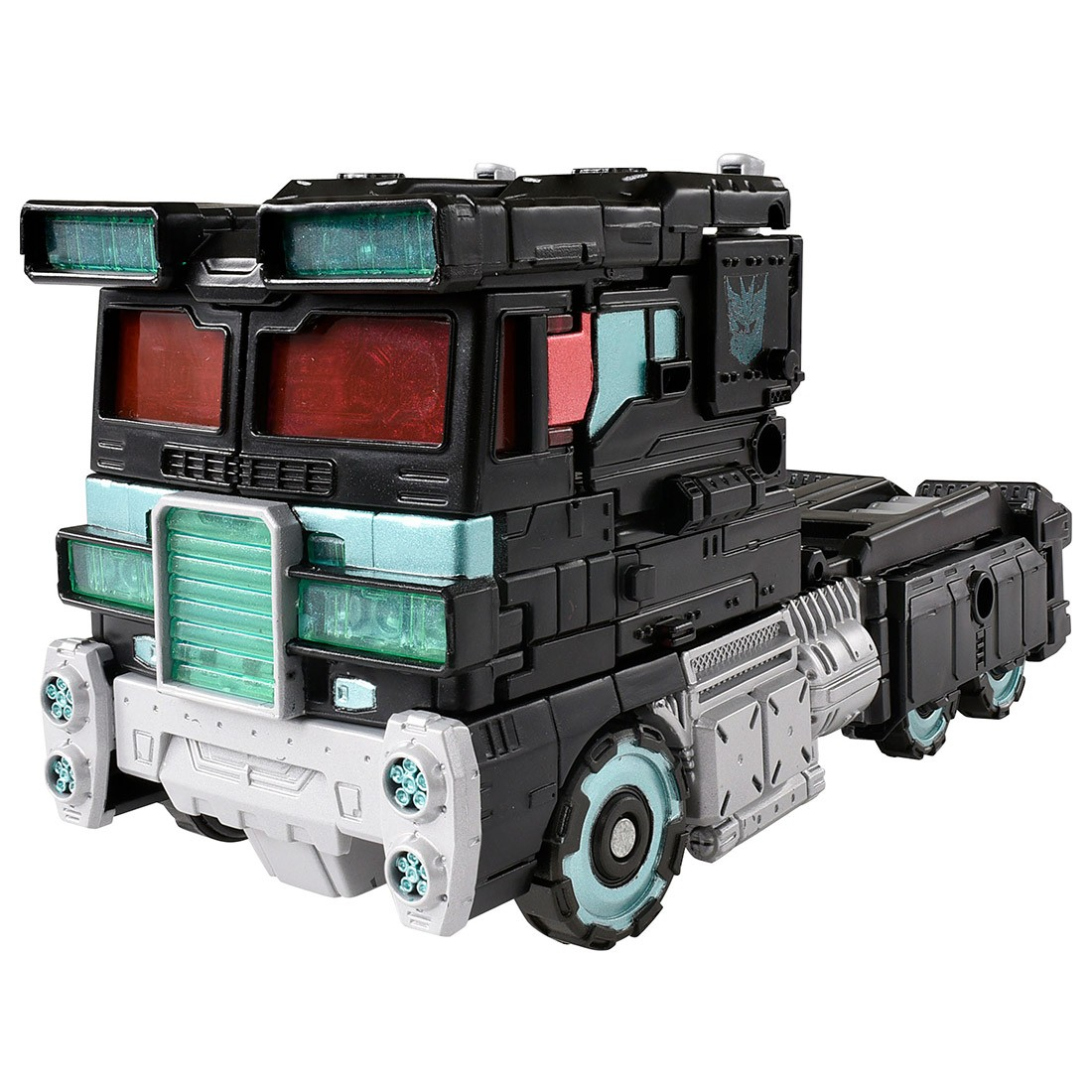 Transformers News: TakaraTomy Mall Exclusive Siege Nemesis Prime Revealed