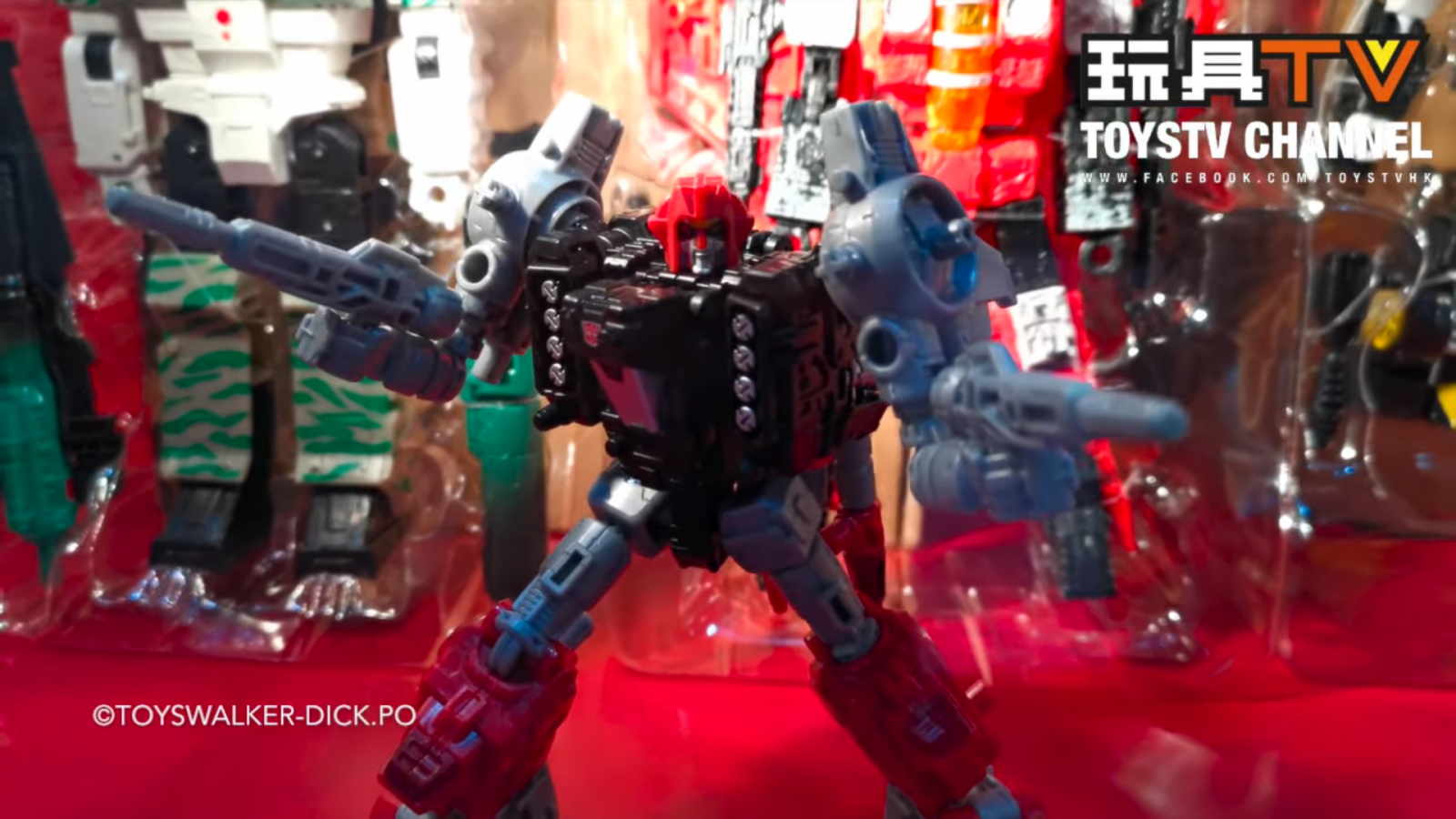 Transformers News: Transformers Siege Powerdasher Cromar Found at Toysrus Canada