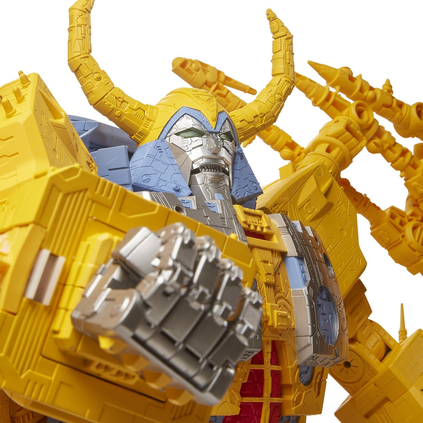 Transformers News: 3rd Party (Not) Unicron Apparently Removed by Hasbro