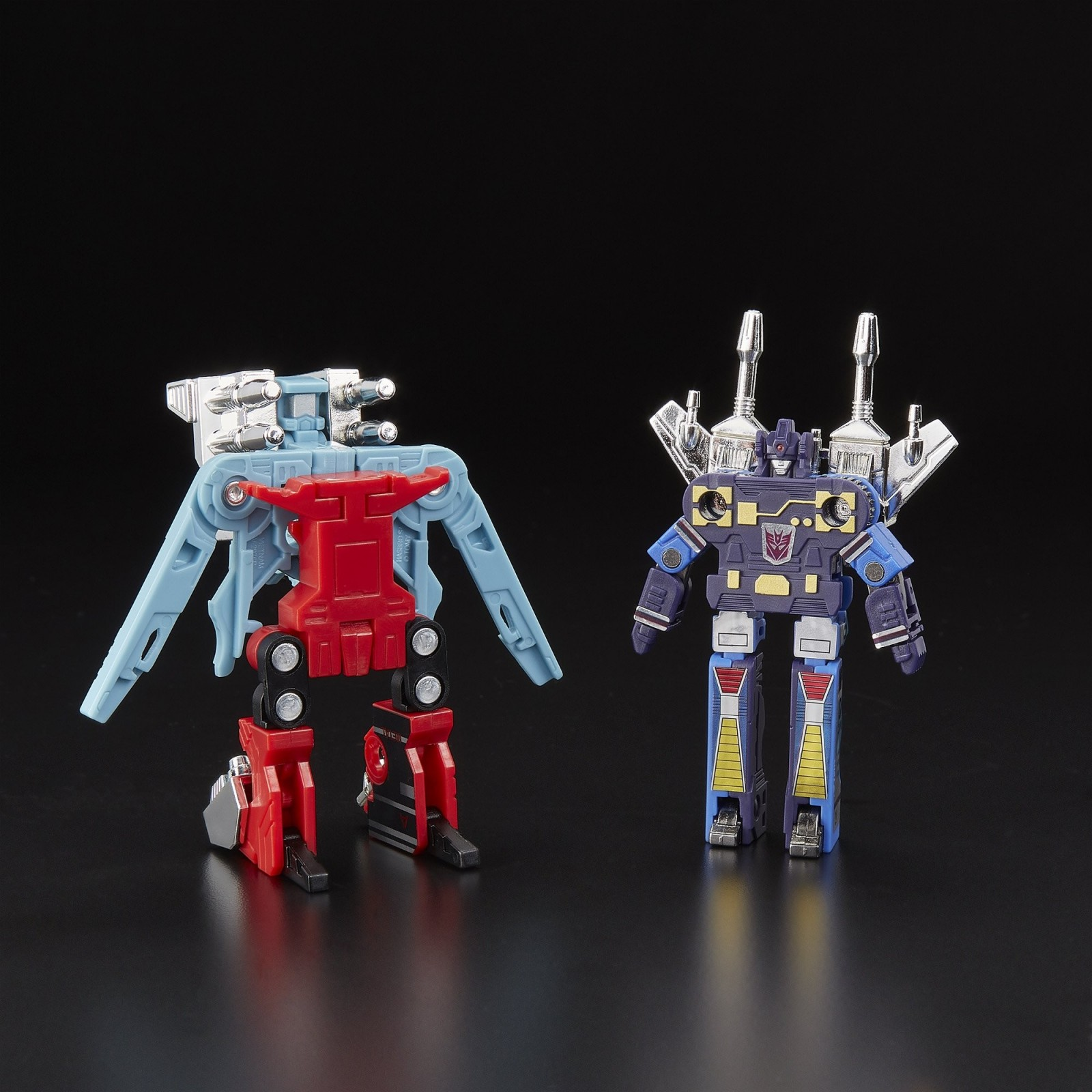 Transformers News: Payments Processing for Gurafi Noizu Frenzy Three Pack Revealed at SDCC2019 Should Be Shipping Soon