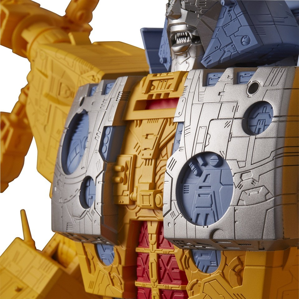 Transformers News: Kapow Toys Opens Unicron Crowdfunding to UK / EU!