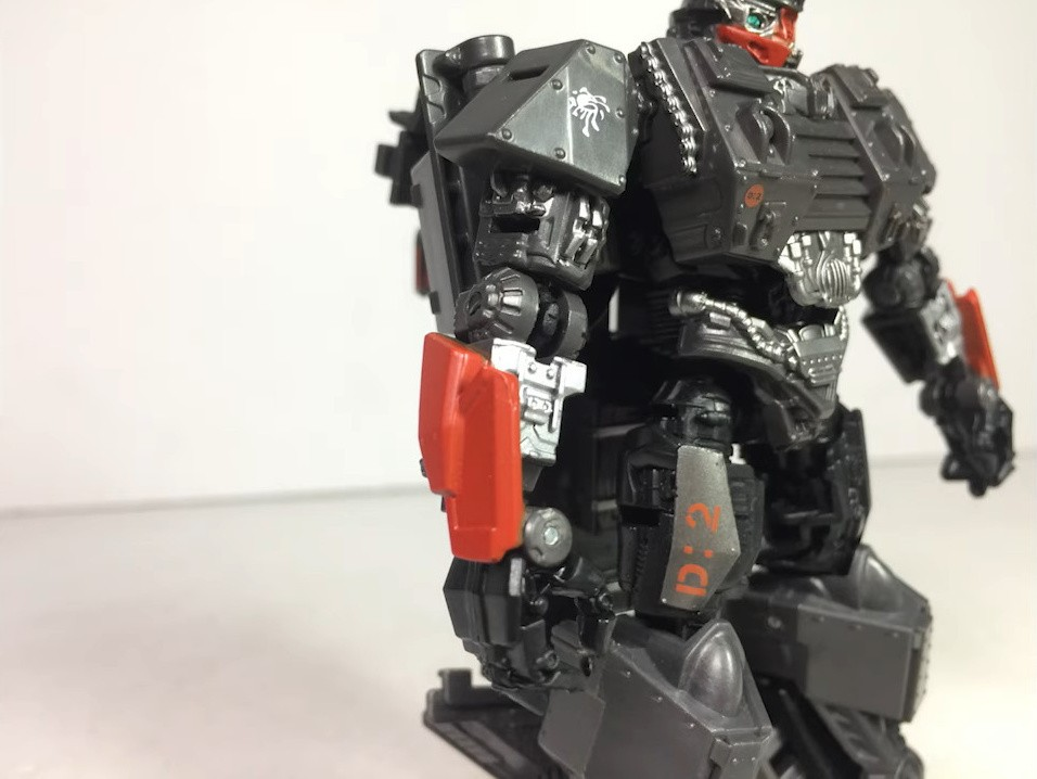 Transformers News: New Images and Review for Transformers Studio Series World War II Hot Rod