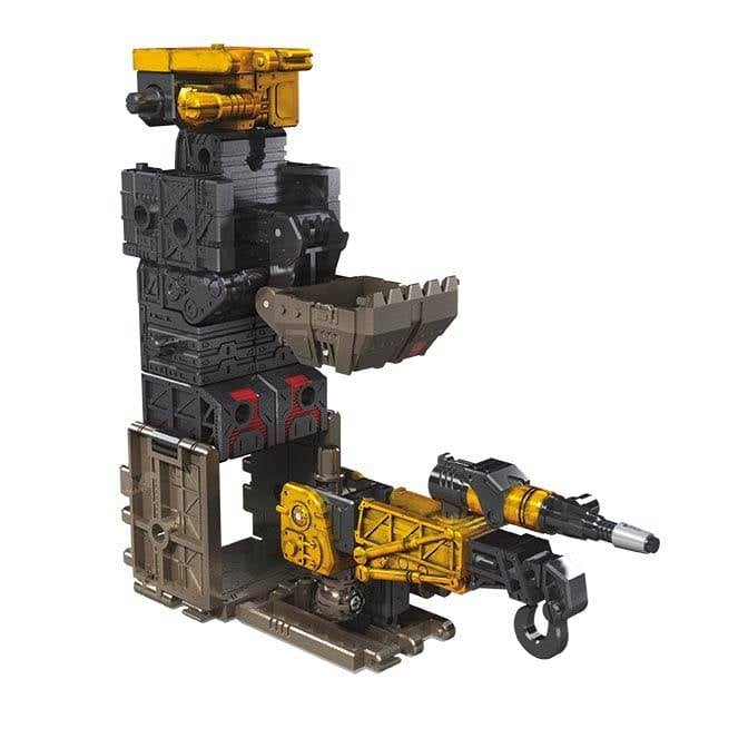 Transformers News: New Image of Transformers Earthrise Ironworks Shows Modular Feature
