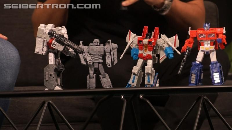Transformers News: Gallery and Video for Transformers Earthrise Reveals and Hasbro Panel from #NYCC2019