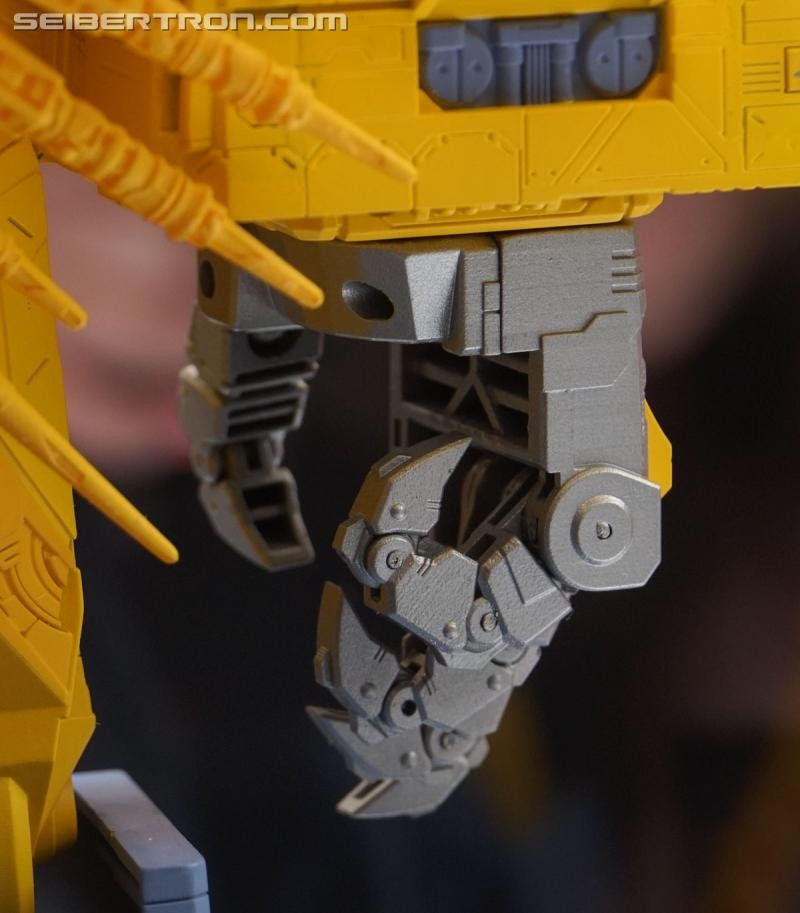 Transformers News: Unicron Gallery from #NYCC2019 Showing Newly Revealed Features Plus Full Offerings Video Preview