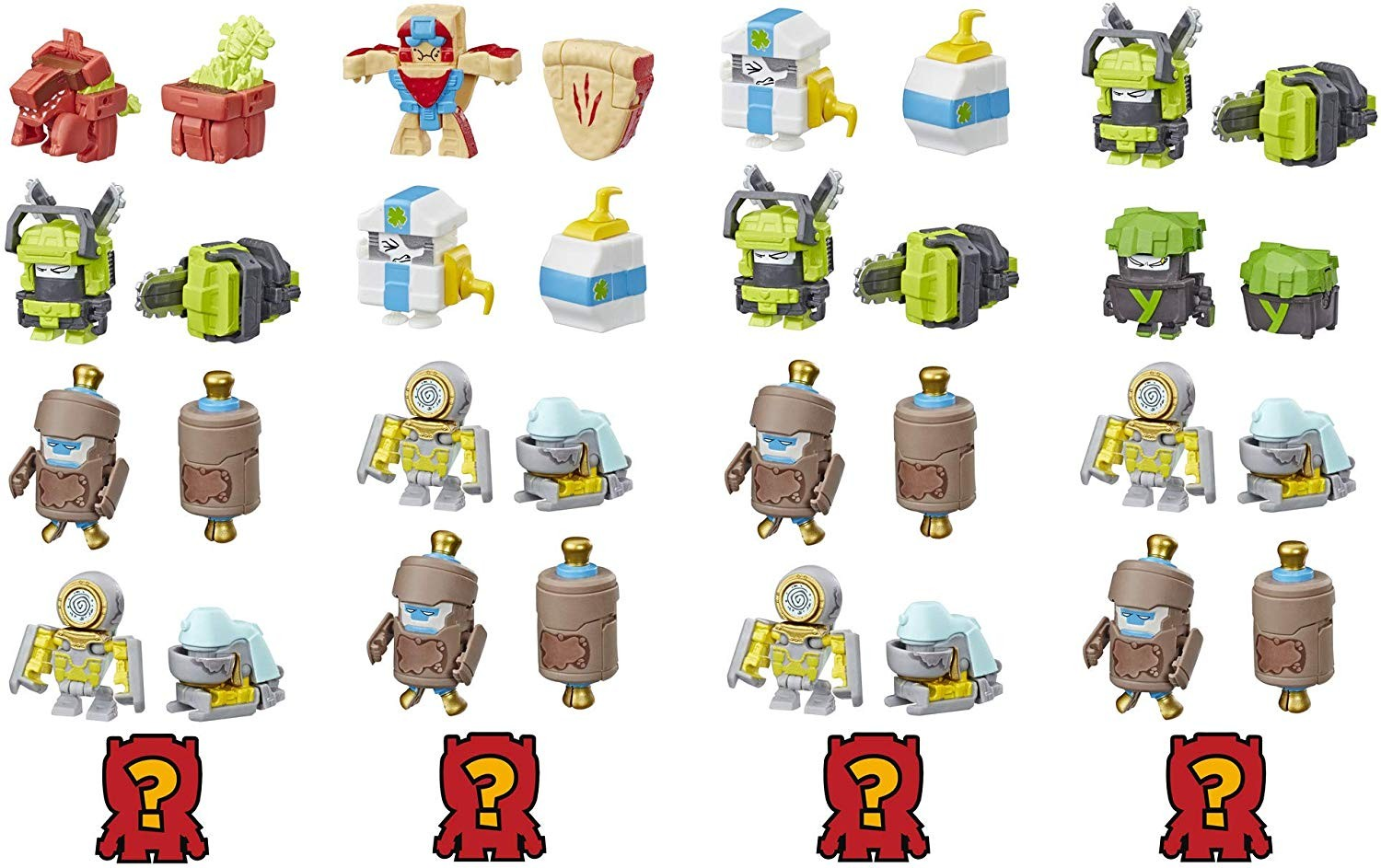 Transformers News: Transformers BotBots Bakery Bytes Available at Amazon