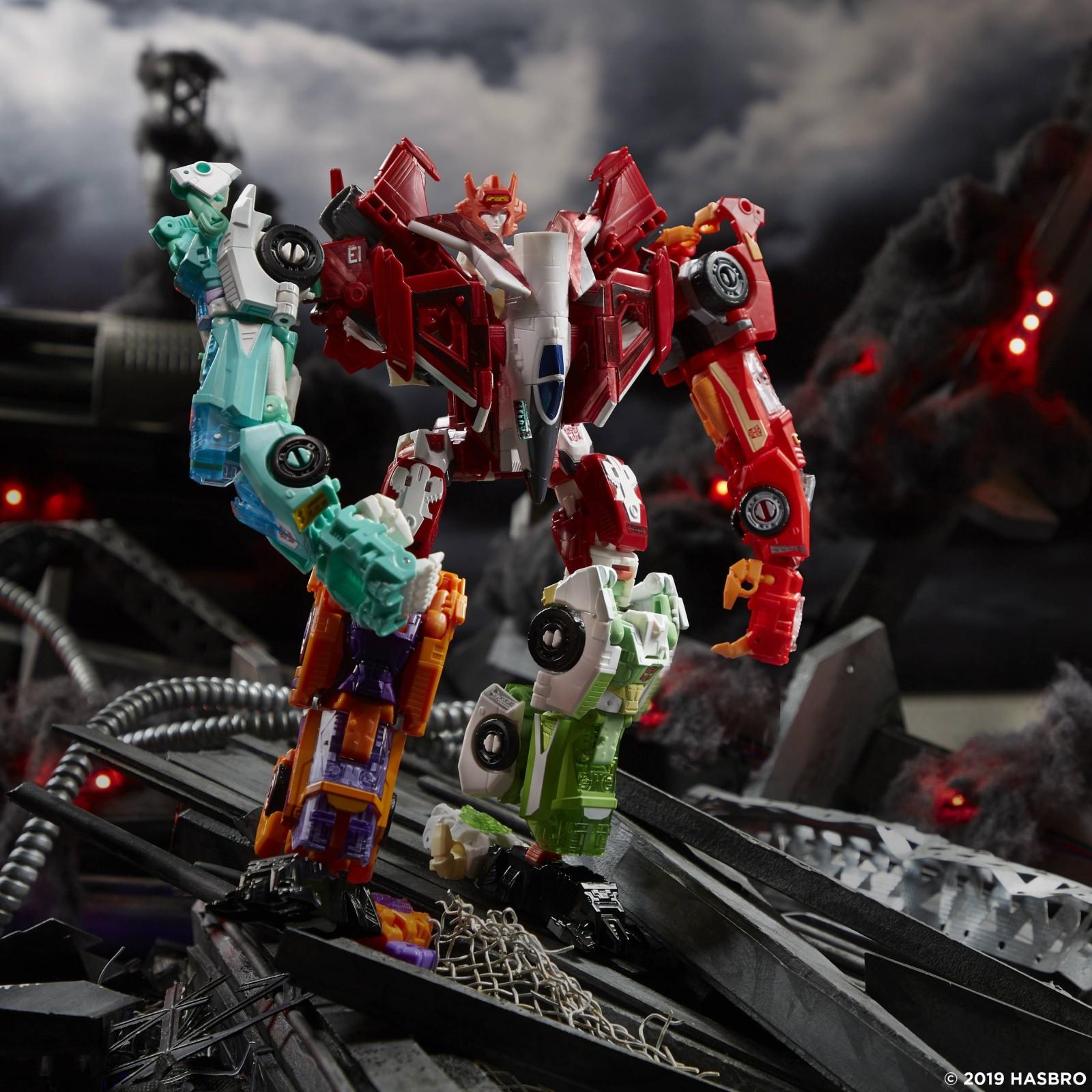 Transformers News: Re: Orthia (Elitia-1finate) story and pics put up on hasbropulse.com