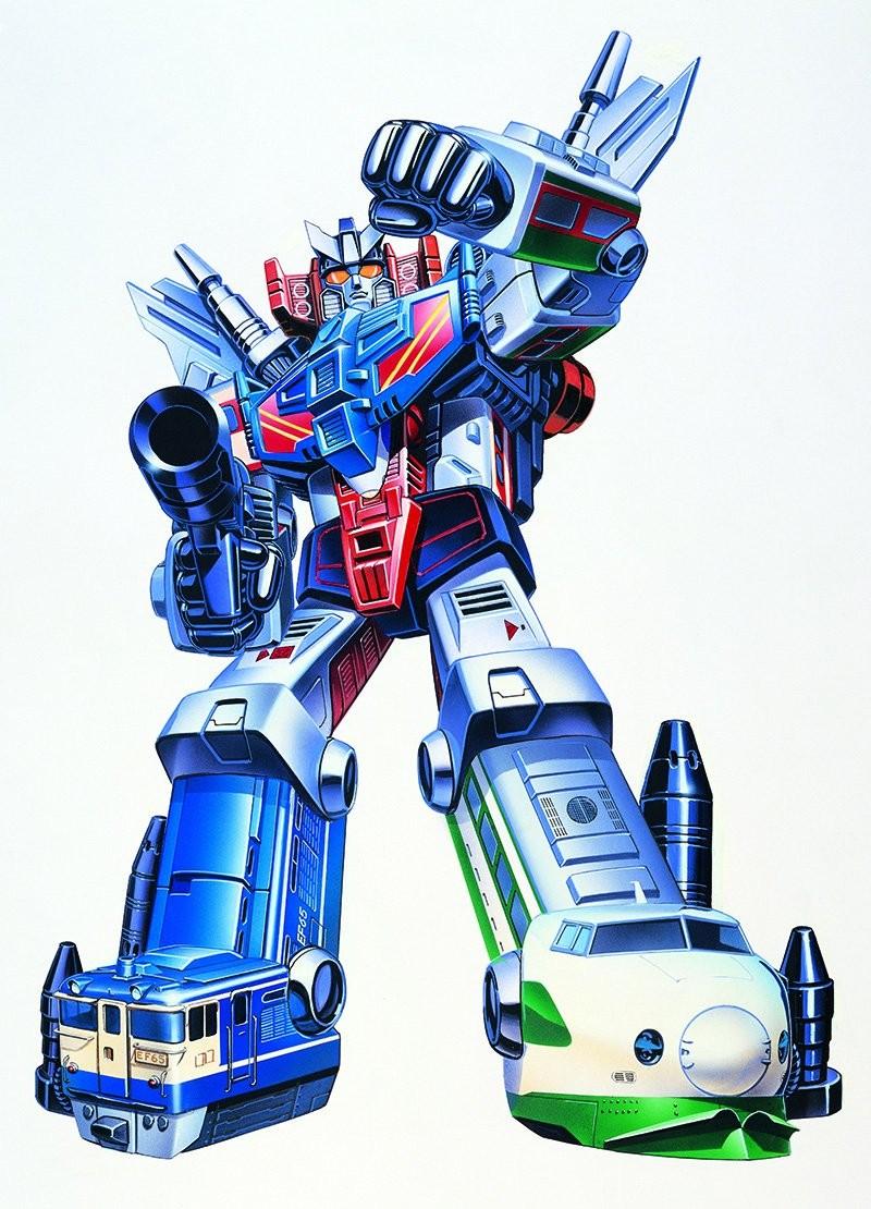 Transformers News: Takara Tomy's Mystery Raiden Project