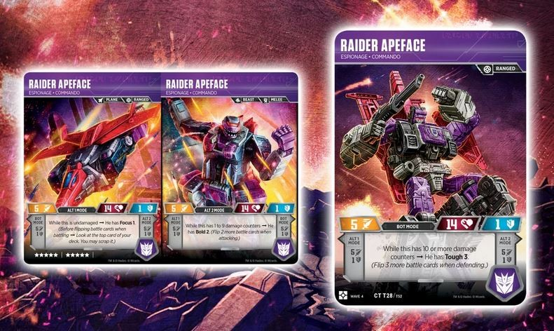 Transformers News: O Captain my Captain the Transformers TCG Reveals Captains Jetfire and Omega Supreme