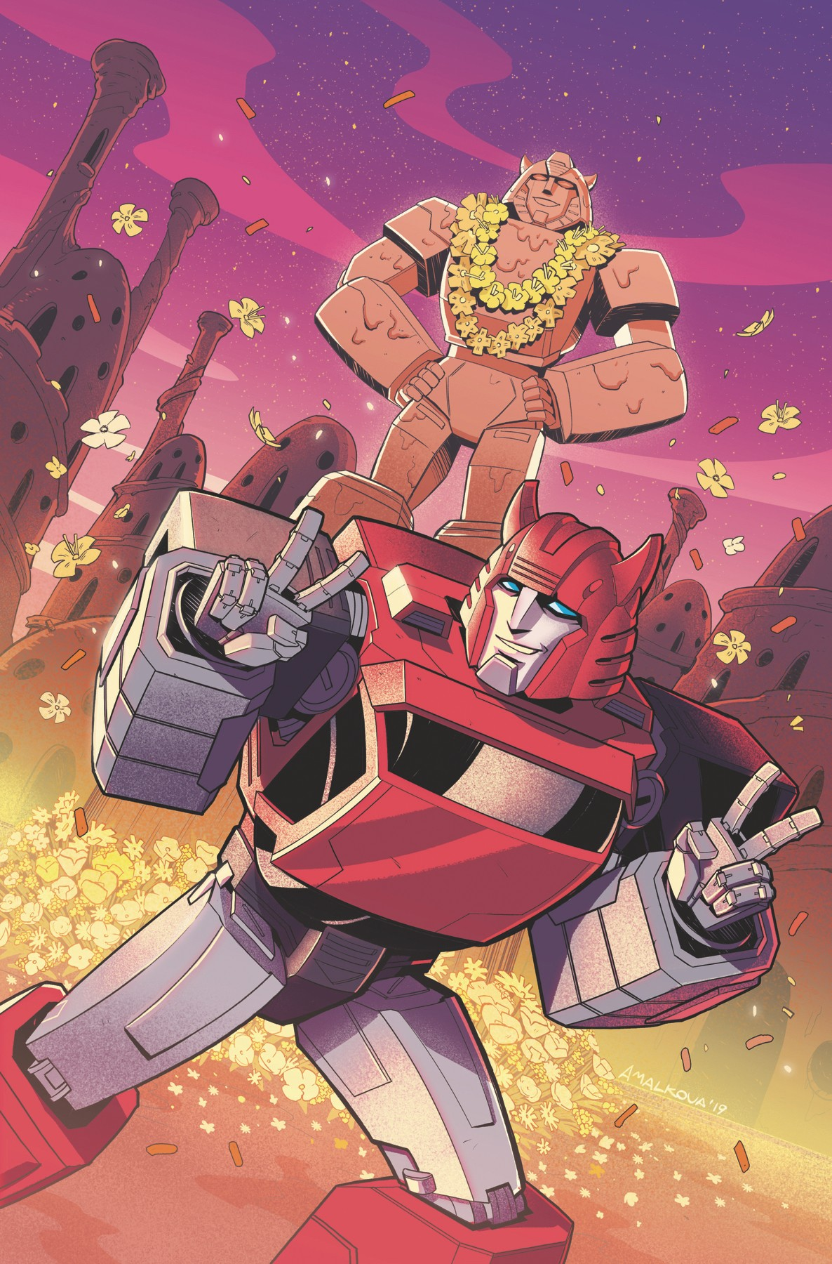 Transformers News: IDW January 2019 Transformers Comics Solicitations Features the Beast Wars and G1 Predacons