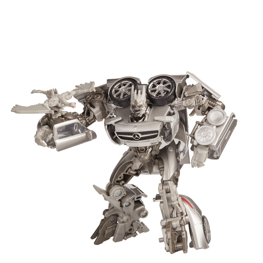 Transformers News: New Stock Images for 2020 Studio Series Figures and Video Review for Mixmaster