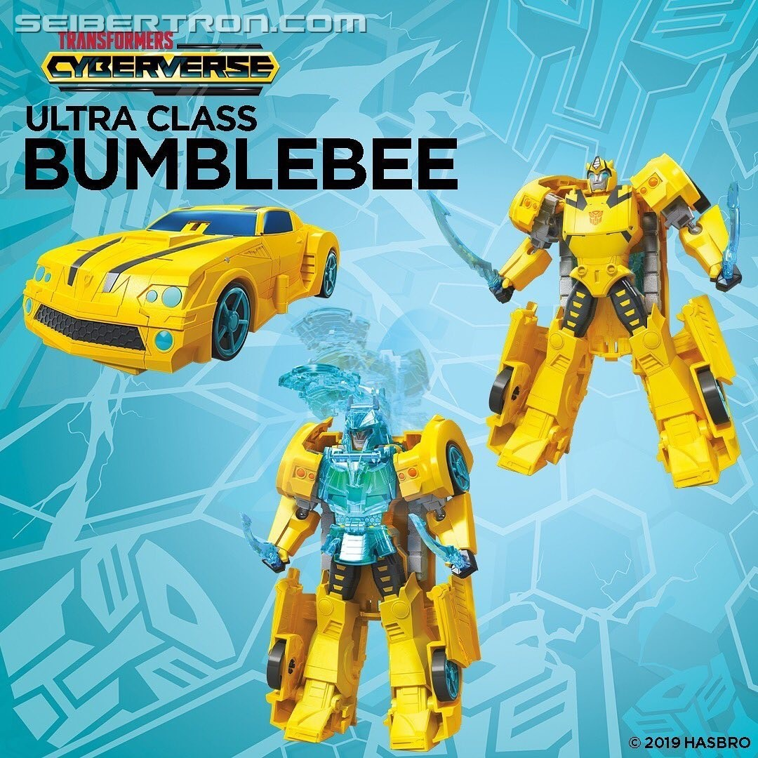 Transformers News: Product Images and Descriptions of Cyberverse Reveals with Clobber, Shockwave, Hot Rod and More