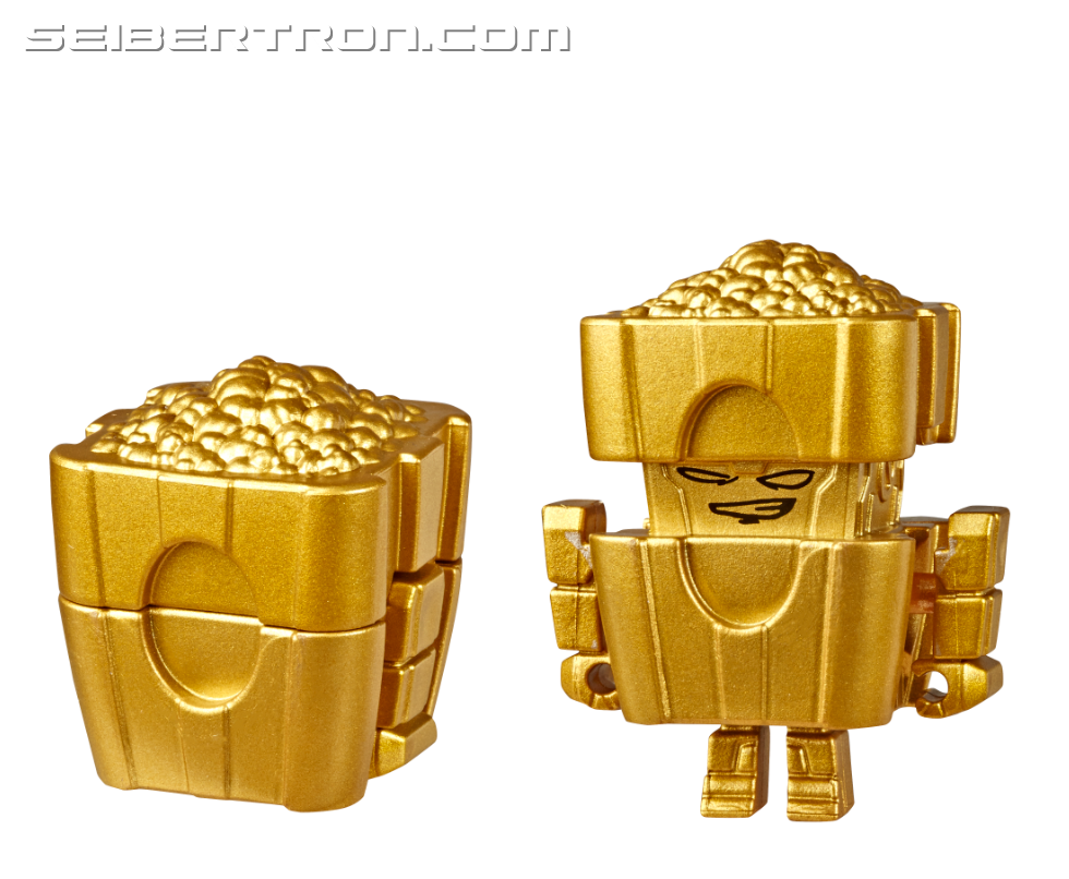 Transformers News: Product Images and Descriptions of Botbot Series 4 Reveals for 2020