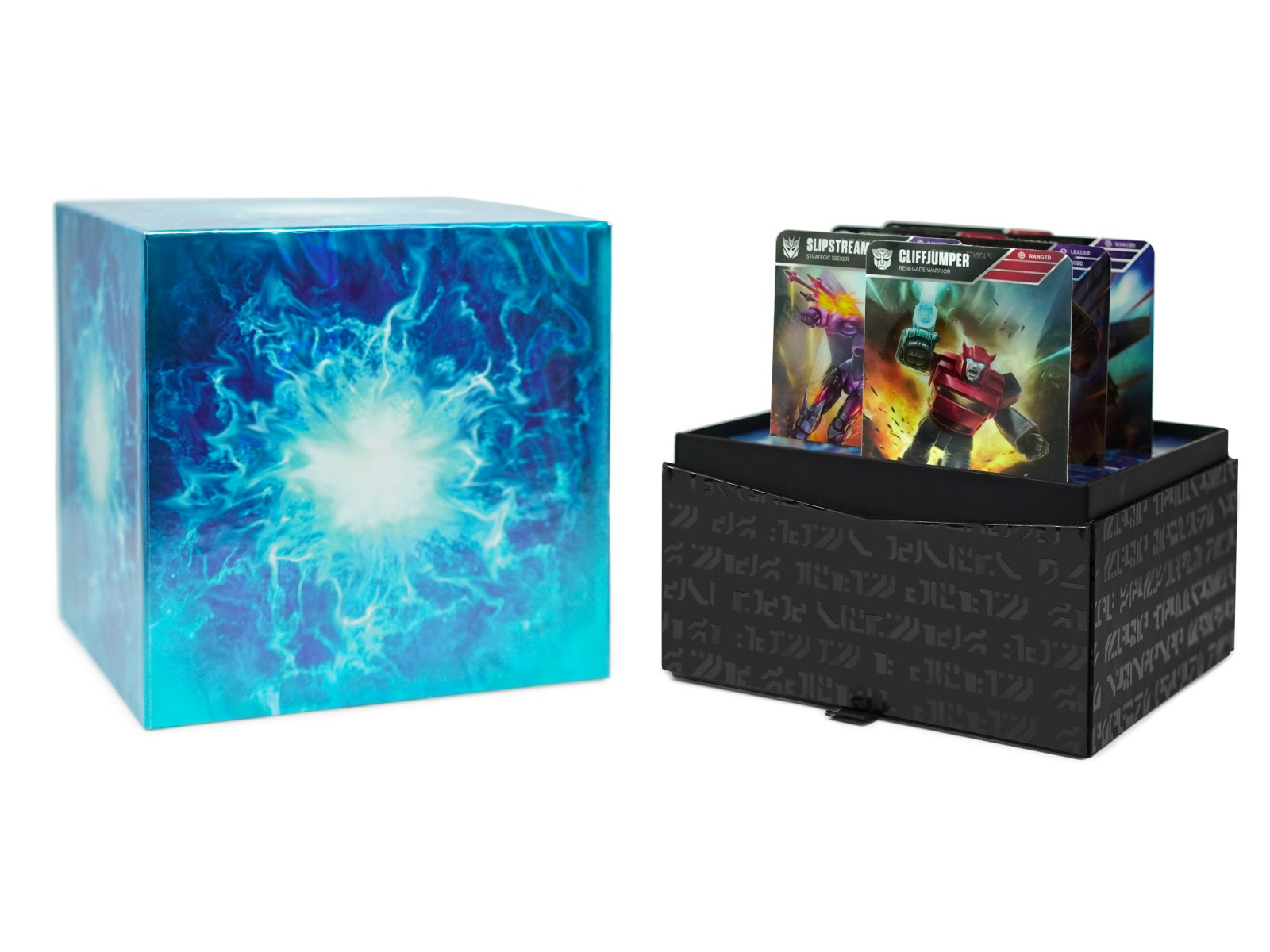 Transformers News: Transformers Trading Card Game Celebrates their first Year with a TCG Wave One Energon Edition