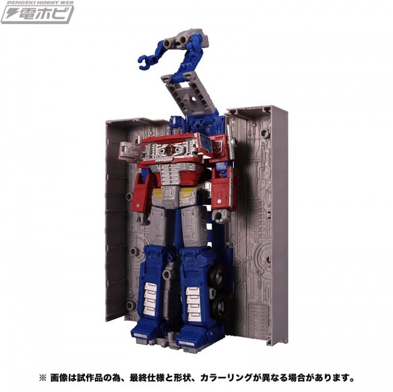 Transformers News: Takara Releases New Images of Earthrise Figures Showing Interactivity with Bases