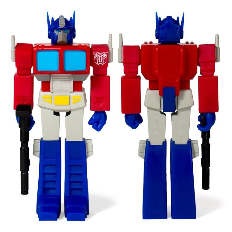 Transformers News: Super7 ReAction Transformers get Updated Stock Photos and Future Lineup