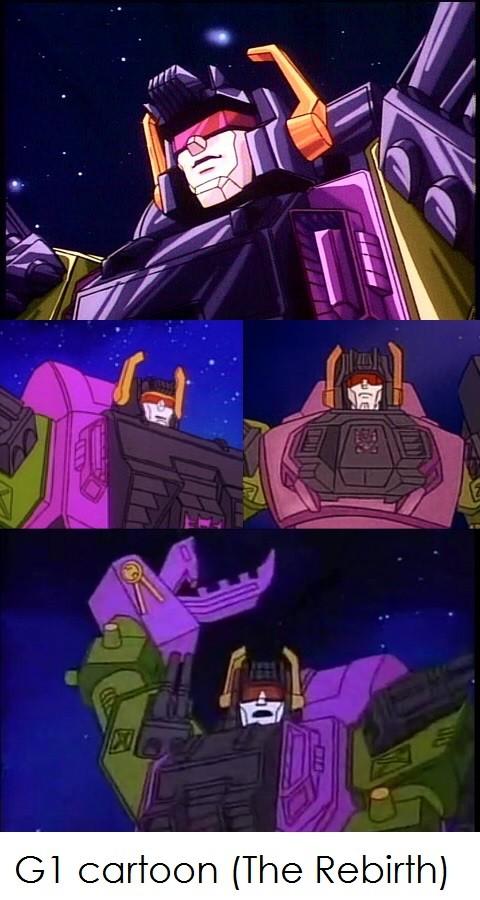 Transformers News: Earthrise Titan Scorponok's Head to be Based on Rebirth Cartoon