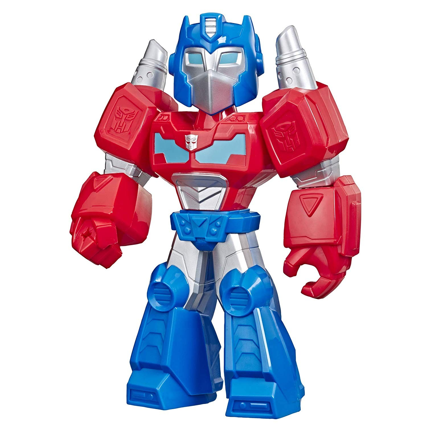 Transformers News: Images for Mega Mighties Optimus and Heatwave + Sightings Online and at Retail