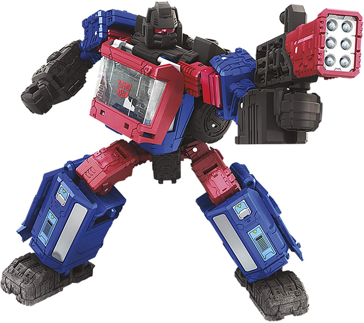 Transformers News: Transformers War for Cybertron: Siege Spinister and Crosshairs Up For Pre-Order at Amazon, Crosshair