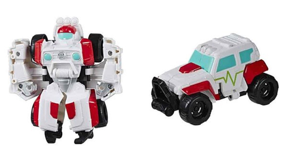 Transformers News: Transformers: Rescue Bots New Molds Revealed