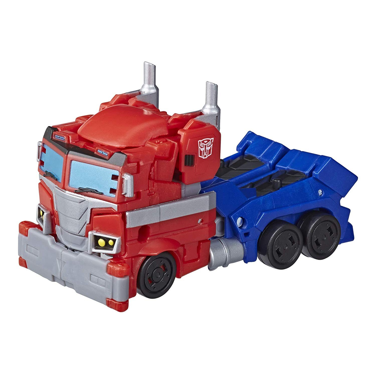 Transformers News: New Stock images for 2020 Cyberverse Deluxe Megatron and Optimus